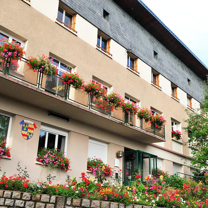 location vacances murol residence