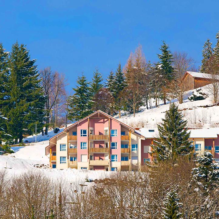 centre vacances bussang neige
